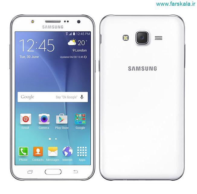 قیمت و مشخصات فنی گوشی samsung galaxy j5