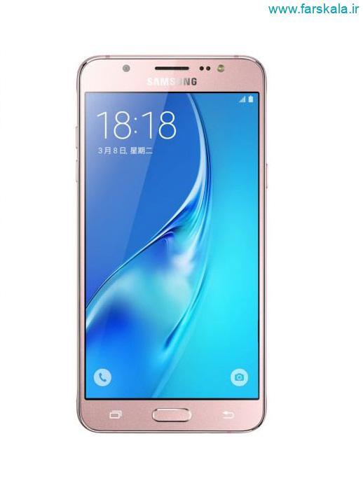 قیمت و مشخصات فنی کامل گوشی samsung galaxy j5 2016
