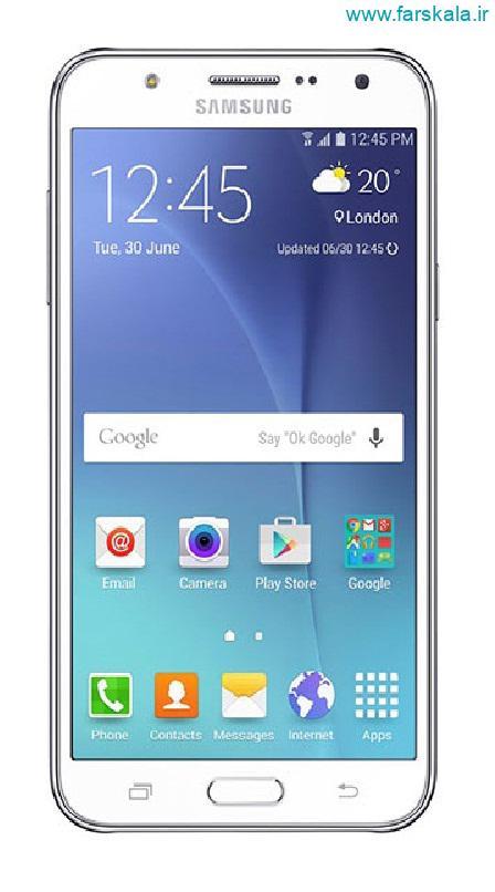 قیمت و مشخصات فنی گوشی samsung galaxy j7
