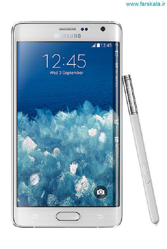 قیمت و مشخصات فنی گوشی Samsung Galaxy Note Edge