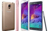 قیمت و مشخصات فنی گوشی  Samsung Galaxy Note 4