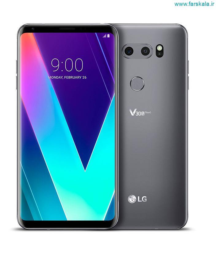 قیمت و مشخصات فنی گوشی LG V40 ThinQ