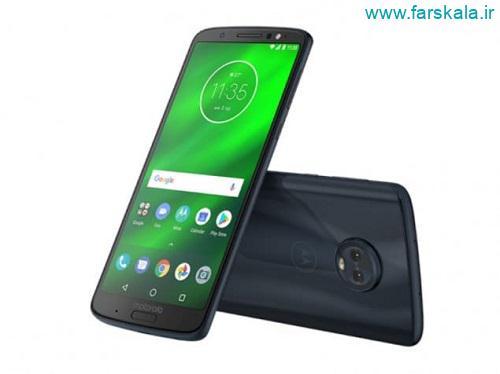 قیمت و مشخصات فنی گوشی Motorola Moto G6 Plus