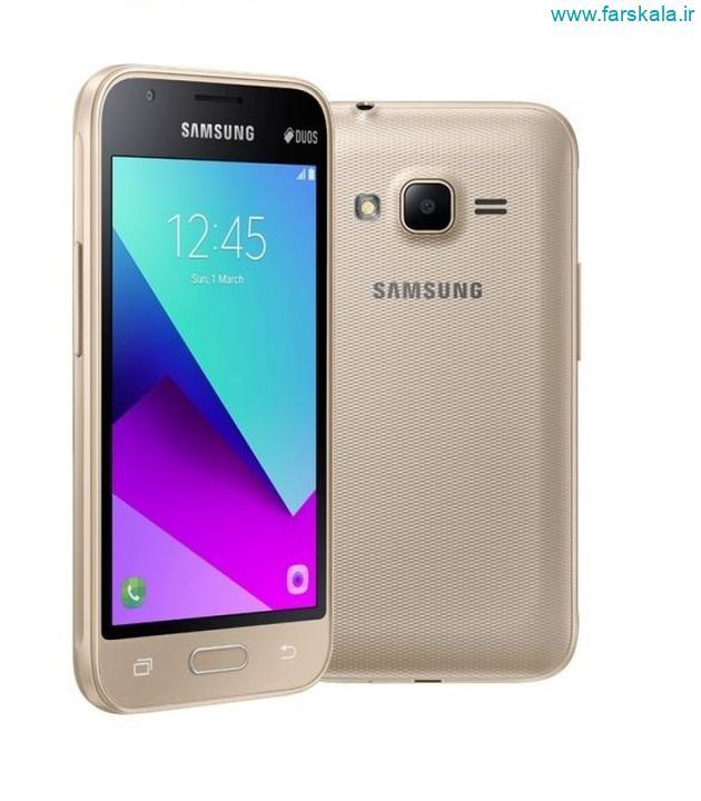 قیمت و مشخصات فنی گوشی Samsung Galaxy J1 mini prime