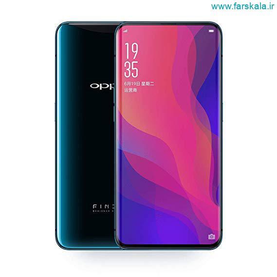 قیمت و مشخصات فنی گوشی Oppo Find X