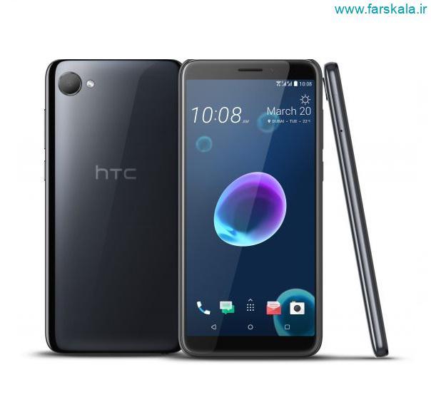 قیمت و مشخصات فنی گوشی HTC Desire 12
