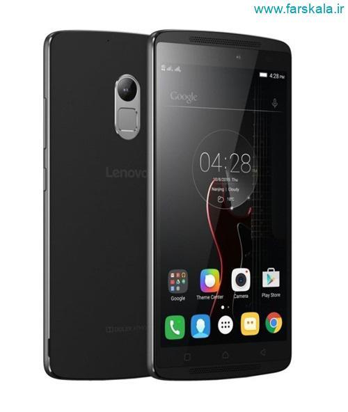 قیمت و مشخصات فنی گوشی Lenovo Vibe K4 Note