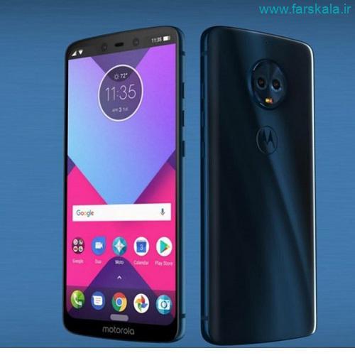 قیمت و مشخصات فنی گوشی Motorola Moto X5