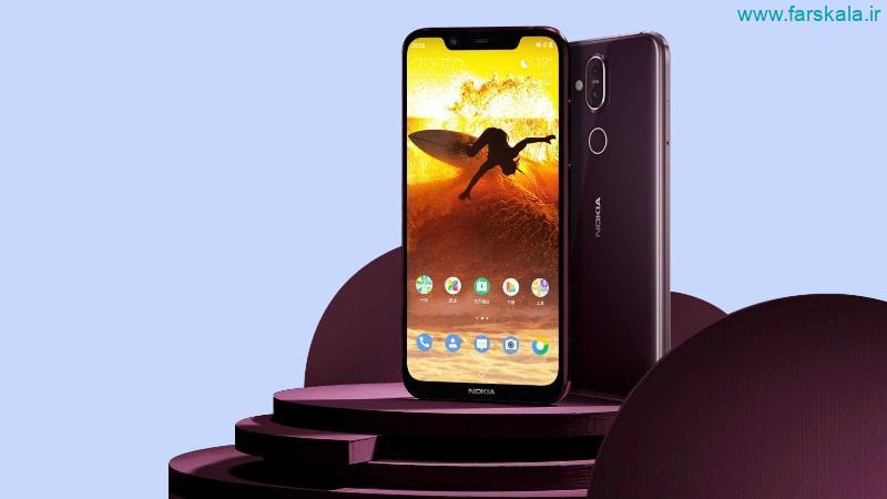 قیمت و مشخصات فنی گوشی Nokia 8.1 (Nokia X7)