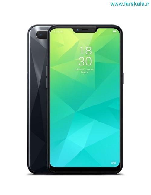 مشخصات فنی و قیمت گوشی موبایل رلمی Realme 2