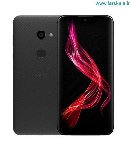 قیمت و مشخصات فنی گوشی شارپ Sharp Aquos Zero