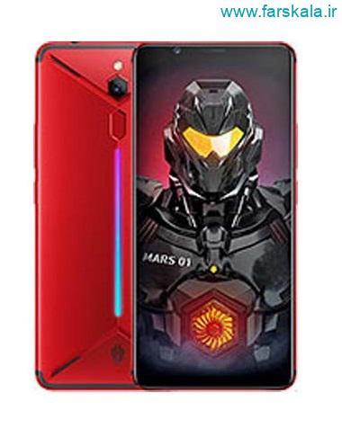 قیمت و مشخصات فنی گوشی ZTE nubia Red Magic Mars