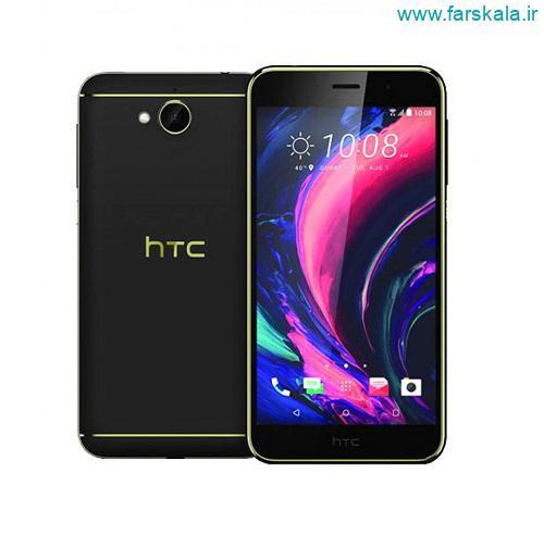 مشخصات فنی گوشی اچ تی سی HTC Desire 10 Compact
