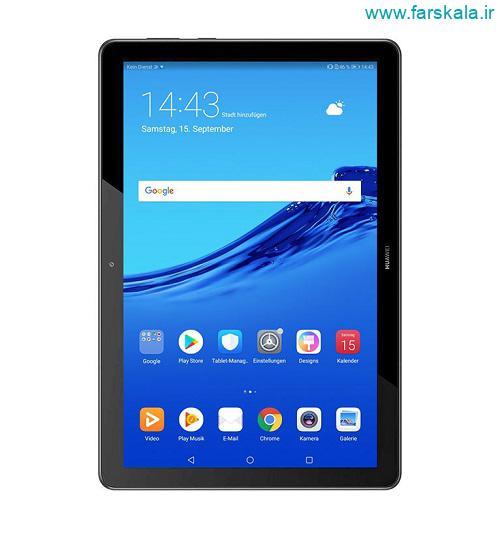قیمت و مشخصات فنی تبلت هواوی Huawei MediaPad T5