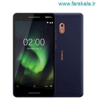 مشخصات فنی و قیمت گوشی موبایل نوکیا Nokia 2.1