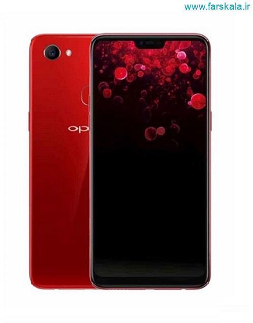 گوشی موبایل اوپو اف Oppo F7 با پردازنده مدیاتک هلیو P60