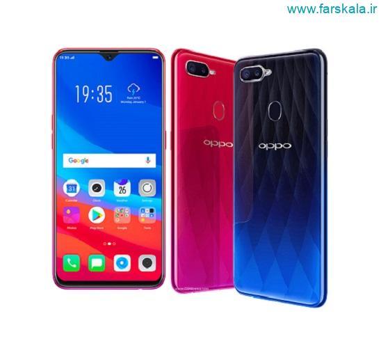 بررسی گوشی موبایل اف 9 اوپو Oppo F9 (F9 Pro)