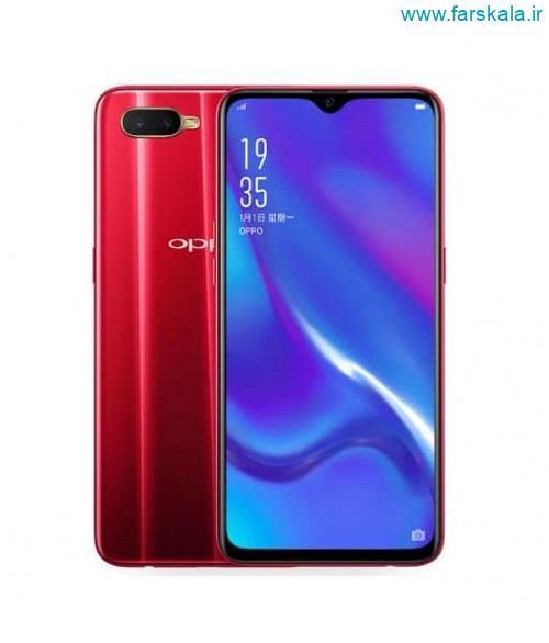 قیمت و مشخصات فنی گوشی موبایل اوپو Oppo K1