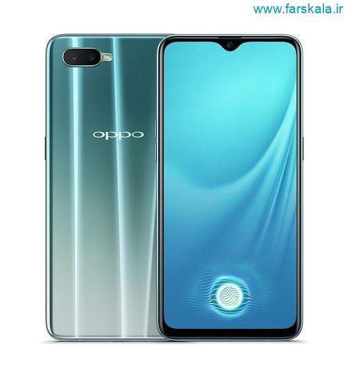 مشخصات فنی گوشی موبایل اوپو آر15 ایکس Oppo R15x