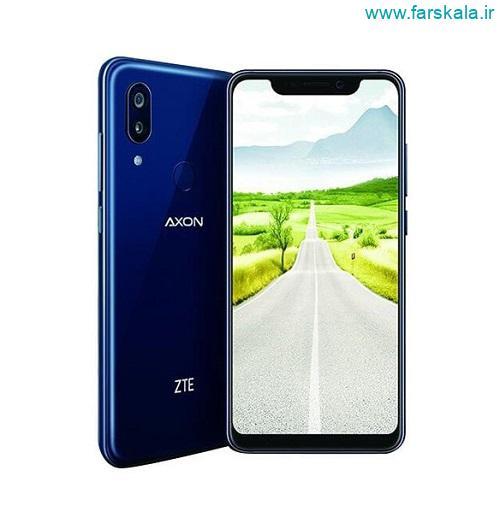 بررسی مشخصات فنی گوشی زد تی ای ZTE Axon 9 Pro