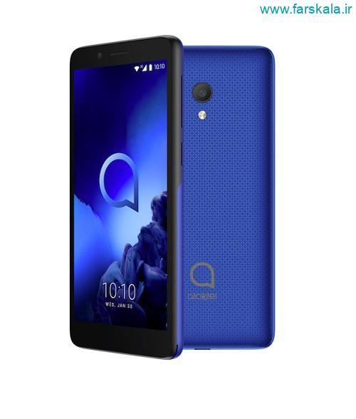 مشخصات فنی گوشی موبایل آلکاتل alcatel 1c (2019)