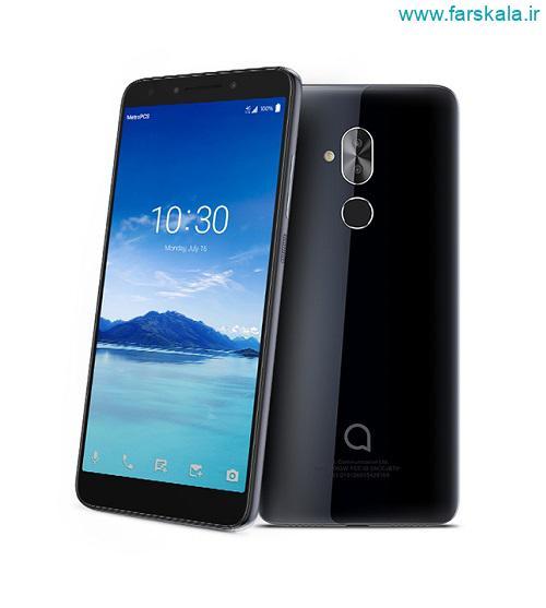 قیمت و مشخصات فنی گوشی موبایل آلکاتل alcatel 7