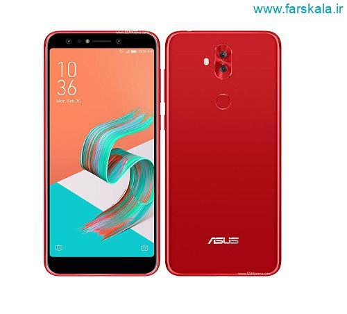 مشخصات فنی گوشی ایسوس Asus Zenfone 5 Lite ZC600KL