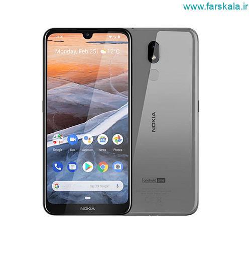 قیمت و مشخصات فنی گوشی موبایل نوکیا Nokia 3.2