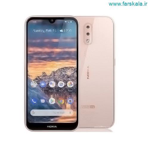 مشخصات فنی و قیمت گوشی موبایل نوکیا Nokia 4.2