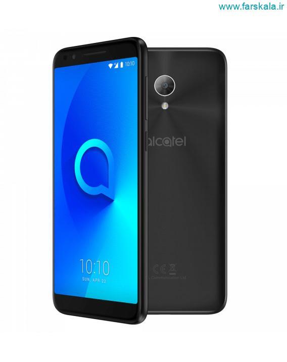 مشخصات فنی گوشی موبایل آلکاتل alcatel 3L