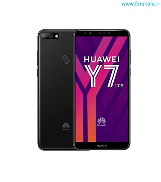 معرفی گوشی موبایل هواوی Huawei Y7 (2018)