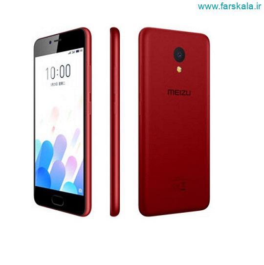 مشخصات فنی و قیمت گوشی موبایل میزو Meizu M5c