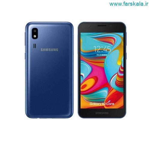 گوشی پایین رده سامسونگ با نام Samsung Galaxy A2 Core معرفی شده