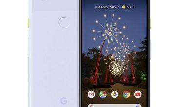 قیمت و مشخصات فنی گوشی گوگل Google Pixel 3a XL