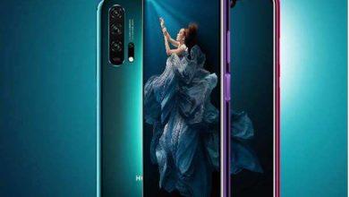 گوشی هوشمند آنر Honor 20 Pro با تراشه کایرین 980 معرفی شده