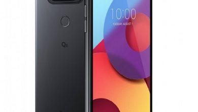 مشخصات فنی و قیمت گوشی ال جی LG Q8 (2017)