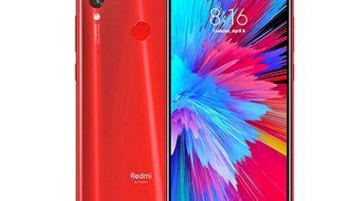 مشخصات فنی گوشی ردمی نوت شیائومی Xiaomi Redmi Note 7S