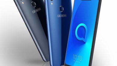 قیمت و مشخصات فنی گوشی آلکاتل alcatel 5v