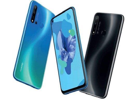 گوشی هواوی Huawei P20 lite (2019) با دوربین چهارگانه رونمایی شده