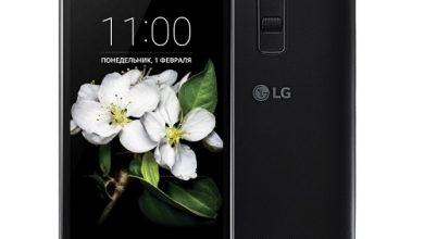قیمت و مشخصات فنی گوشی ال جی LG K7 (2017)