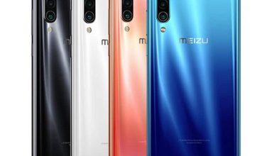 گوشی هوشمند میزو Meizu 16Xs با دوربین 48 مگاپیکسل رونمایی شده