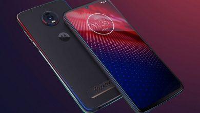 گوشی هوشمند میان رده موتورولا Motorola Moto Z4