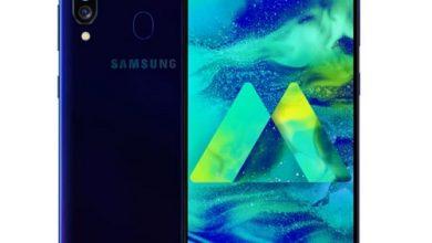 گوشی سامسونگ Samsung Galaxy M40 با دوربین سه گانه رونمایی شده