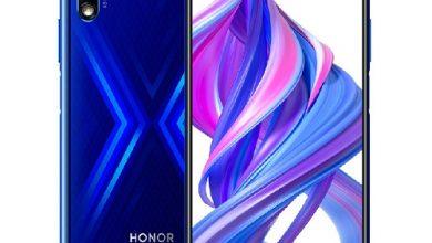 گوشی میان رده آنر Honor 9X با دوربین سلفی پاپ آپ 16MP رونمایی شد