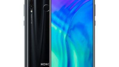 گوشی موبایل آنر 20 لایت - Honor 20 lite مجهز به دوربین سه گانه