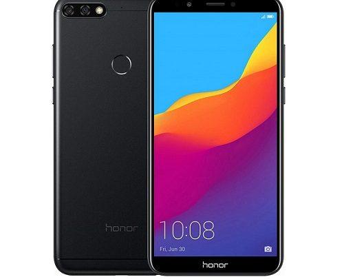 قیمت و مشخصات فنی گوشی موبایل Honor 7C