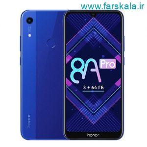 قیمت و مشخصات فنی گوشی آنر 8 ای – Honor 8A Pro