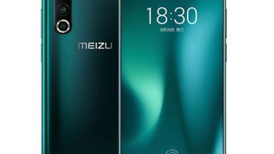 قیمت و مشخصات فنی گوشی موبایل میزو Meizu 16s Pro