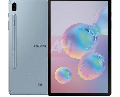 سامسونگ تبلت Samsung Galaxy Tab S6 را با تراشه 855 اسنپدراگون رونمایی کرد
