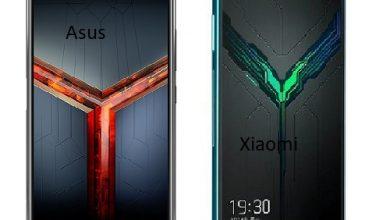 مقایسه دو گوشی گیمینگ Asus ROG Phone II با Xiaomi Black Shark 2 Pro